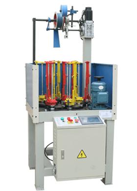 textile-braiding-machine